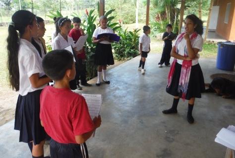 Coro Rancho Hogar Agua Viva